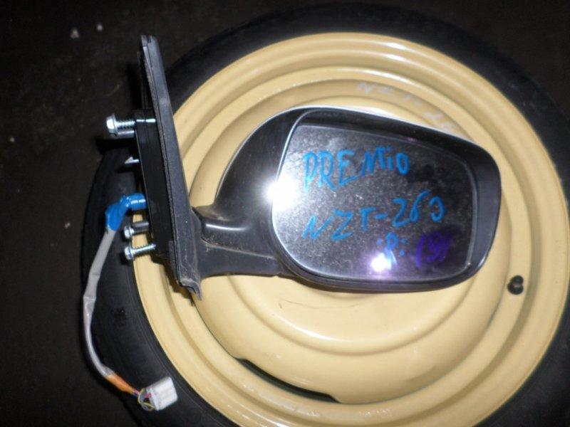 Уши Toyota Premio NZT260 правые (б/у)