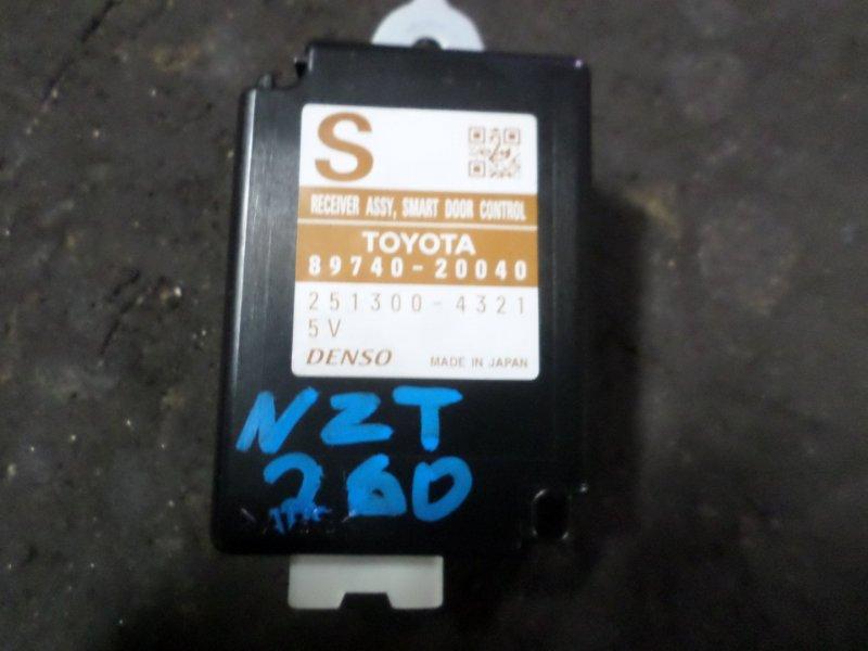 Блок управления дверьми Toyota Premio NZT260 (б/у)
