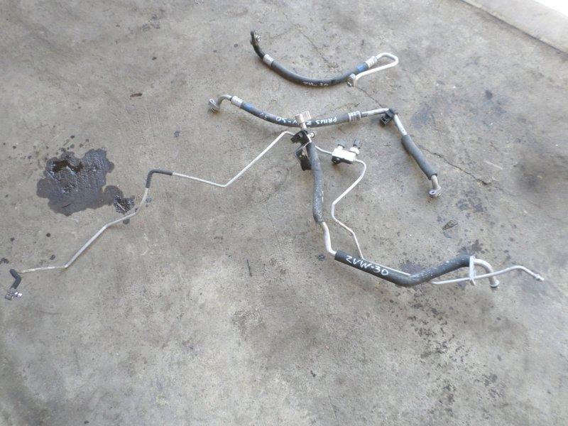 Трубки кондиционера Toyota Prius ZVW30 (б/у)