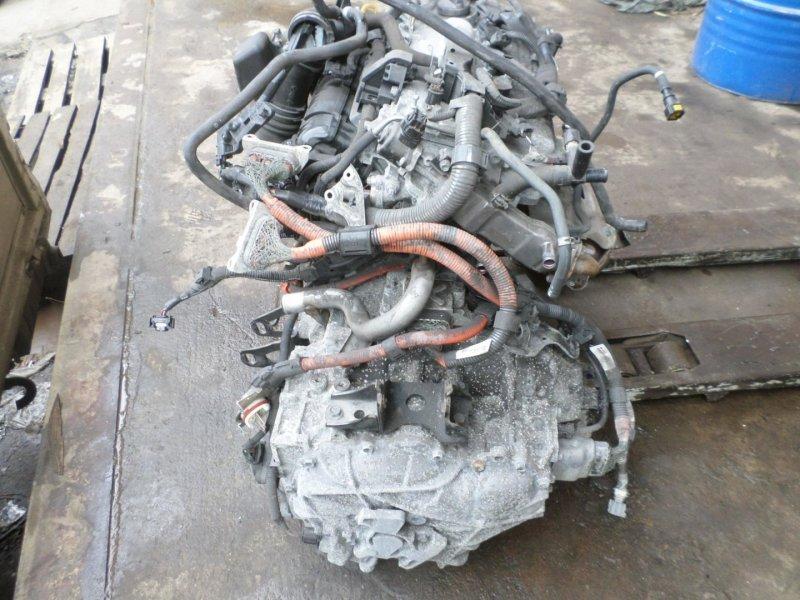Акпп Toyota Prius ZVW30 2ZR 2013 (б/у)