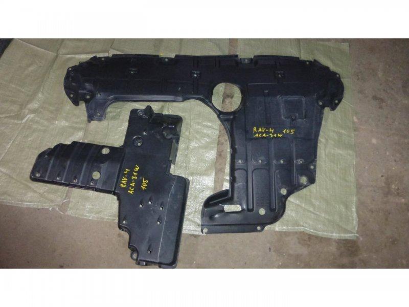 Защита двс Toyota Rav4 ACA31 2AZ 2010 (б/у)