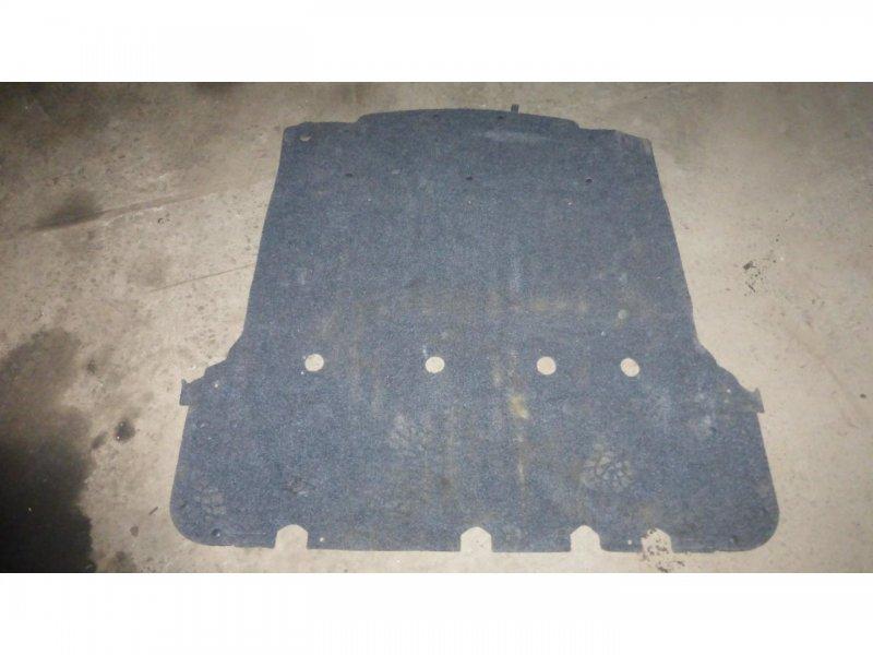Пол багажника пластик Toyota Rush J210E (б/у)
