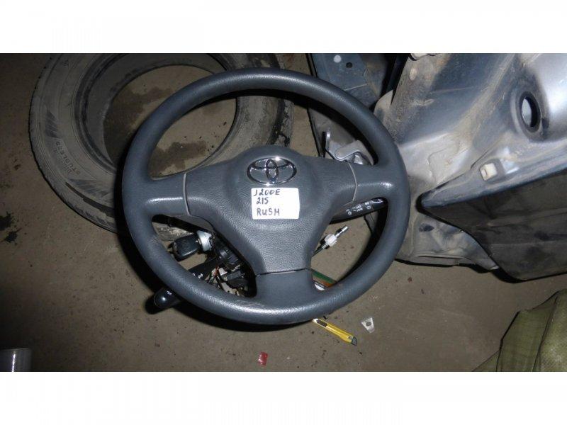 Airbag водительский Toyota Rush J210E (б/у)
