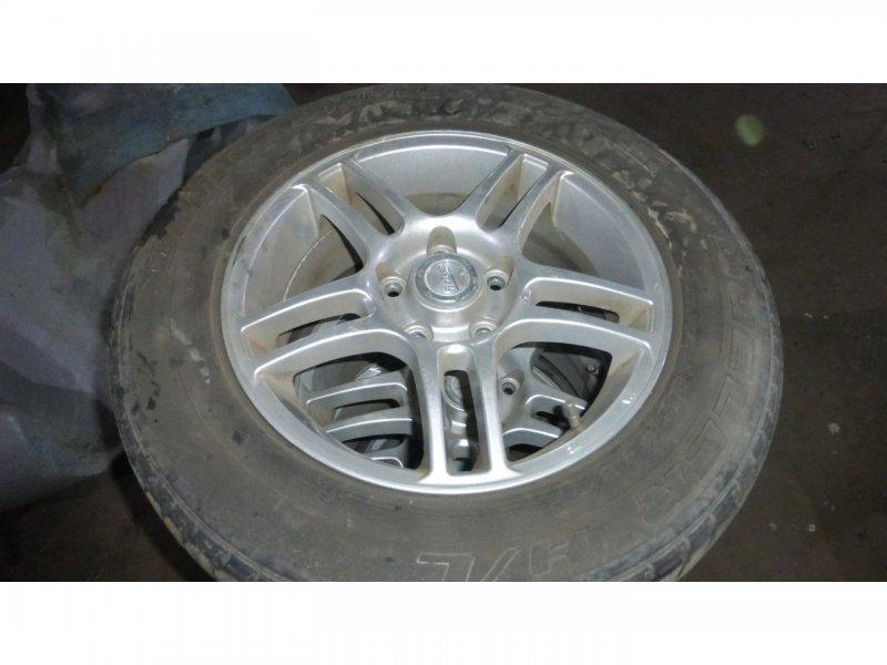 Колесо с литым диском Toyota Rush J210E (б/у)