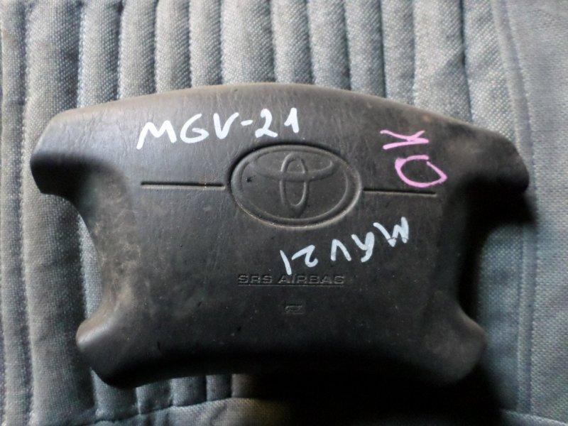 Airbag водительский Toyota Windom MCV21 (б/у)