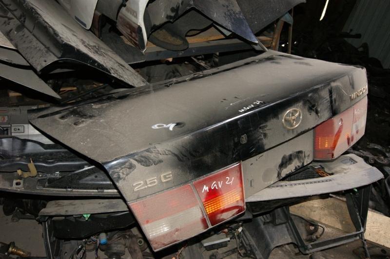 Крышка багажника Toyota Windom MCV21 2MZ (б/у)