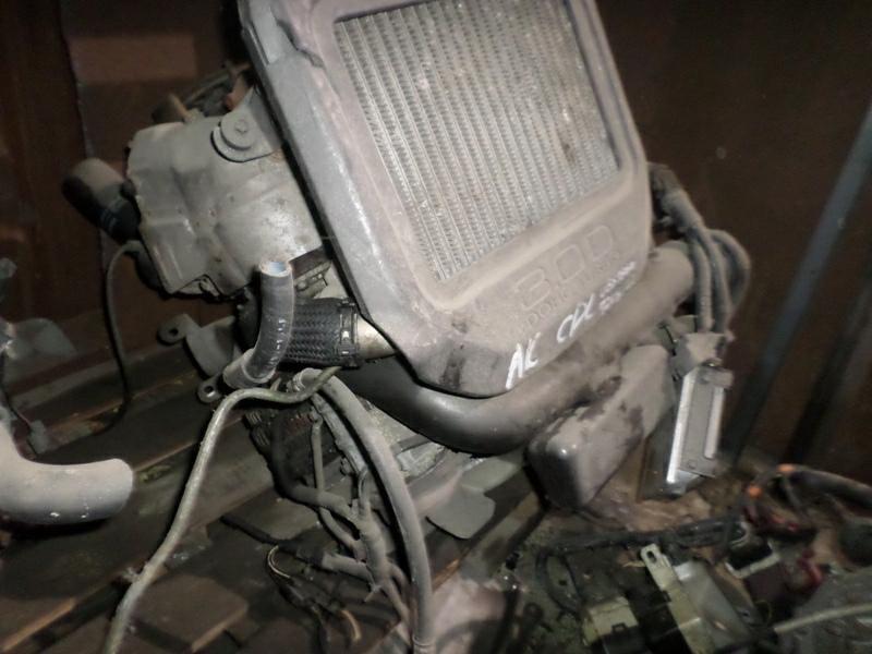 Двигатель Isuzu Bighorn UBS73GW 4JX1FRAT4WD (б/у)