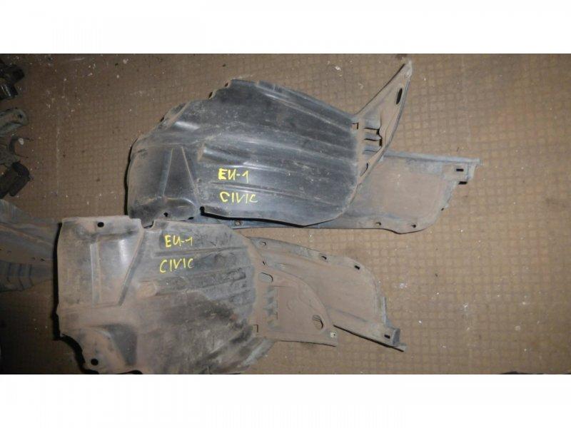 Подкрылок Honda Civic EU1 передний левый (б/у)
