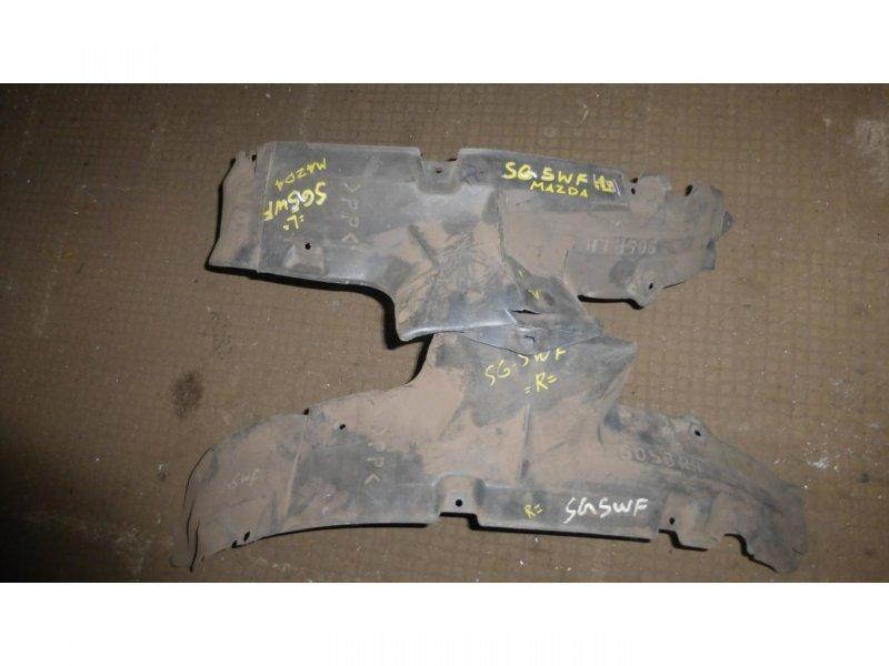 Подкрылок Mazda Bongo Friendee SGL5 передний левый (б/у)