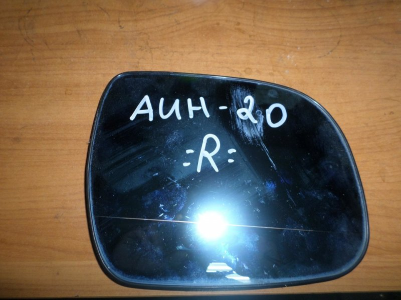 Зеркало Toyota Alphard ANH20 переднее правое (б/у)