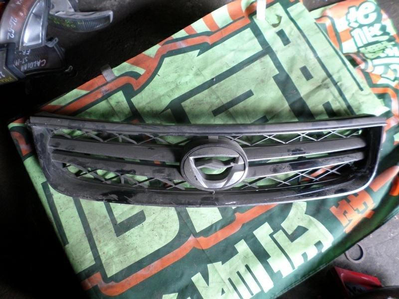 Решетка Toyota Corolla Fielder NZE141 передняя (б/у)