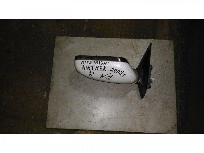 Уши Mitsubishi Airtrek CU4W правые (б/у)