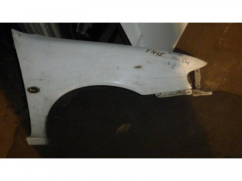 Крыло Nissan Pulsar FN15 переднее правое (б/у)