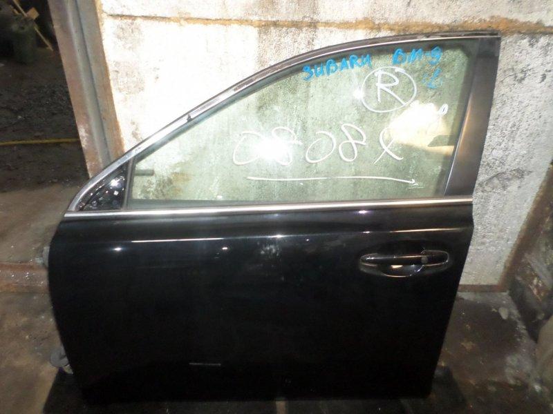 Дверь Subaru Legacy B4 BM9 EJ253 2010 передняя левая (б/у)