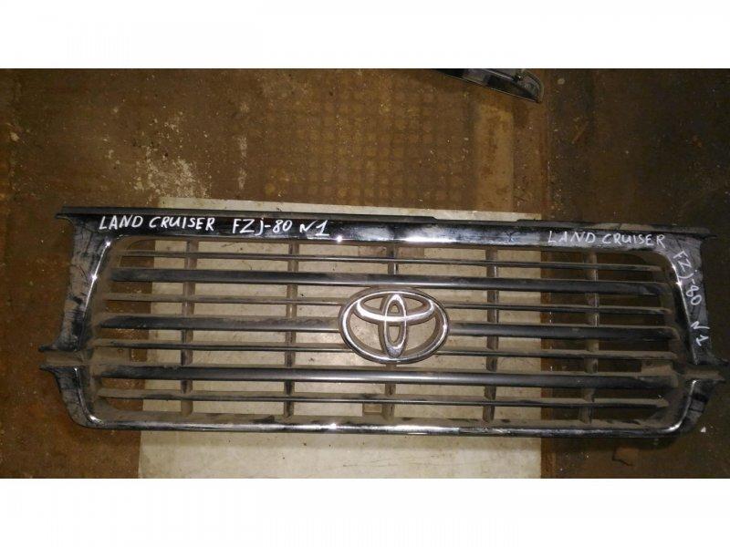 Решетка Toyota Landcruiser FZJ80 передняя (б/у)