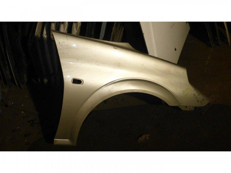 Крыло Toyota Opa ZCT10 1ZZ-FE переднее правое (б/у)