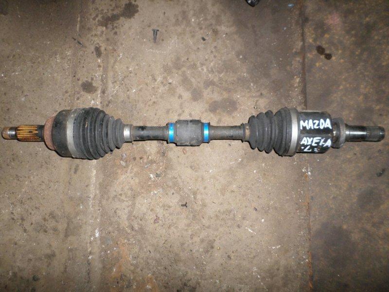 Привод Mazda Axela BL5FP ZY 2013 передний левый (б/у)