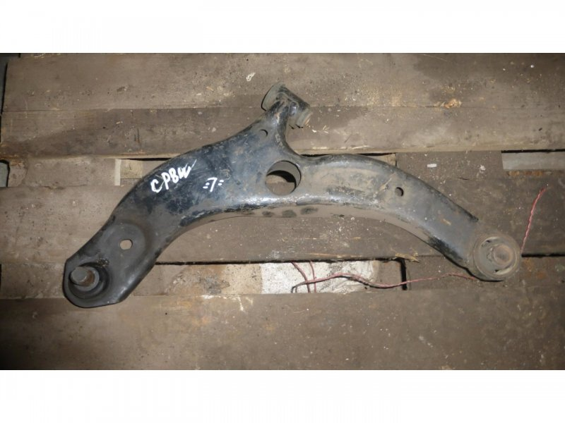 Рычаг Mazda Premacy CP8W передний левый (б/у)