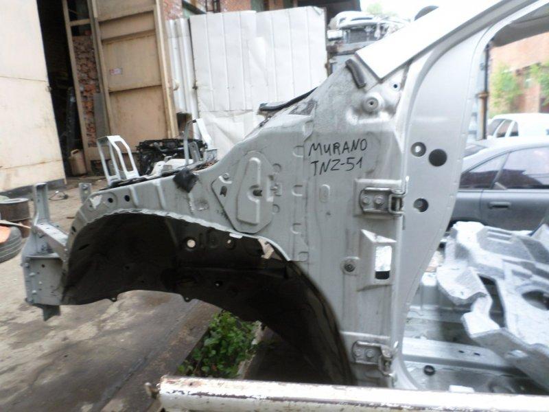 Стойка кузова Nissan Murano TNZ51 QR25 2009 передняя левая (б/у)