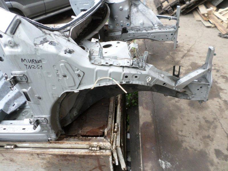 Стойка кузова Nissan Murano TNZ51 QR25 2009 передняя правая (б/у)