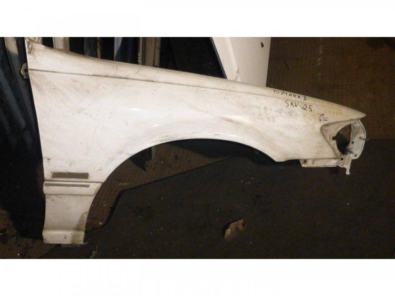 Крыло Toyota Mark Ii Qualis SXV20 переднее правое (б/у)