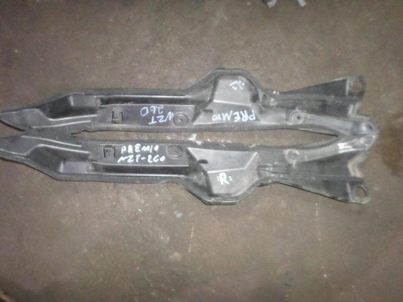 Защита крыла Toyota Premio NZT260 передняя правая (б/у)
