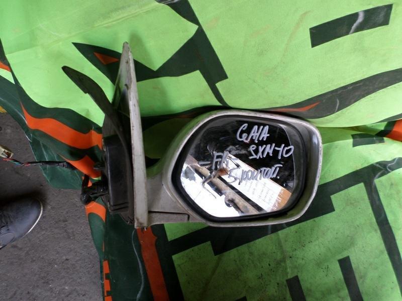 Уши Toyota Gaia SMX10 передние правые (б/у)