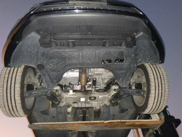 Суппорт Volkswagen Passat 3CZE B7 CAX 2014 задний левый (б/у)