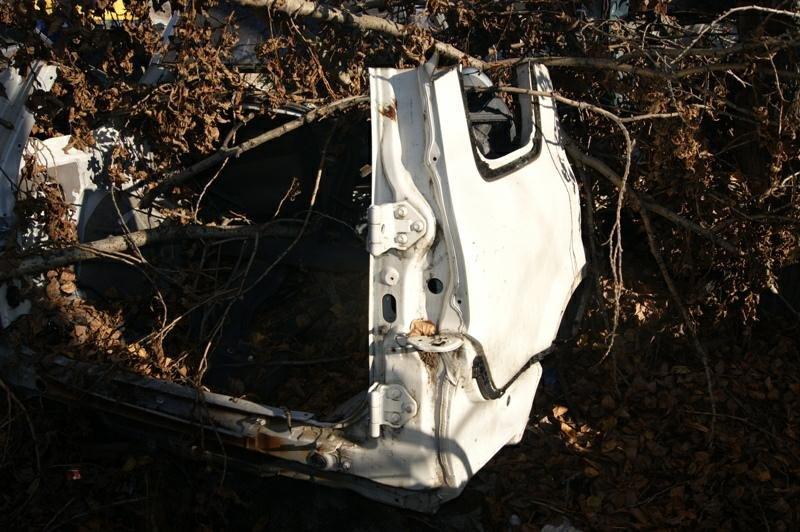 Крыло Honda Crv RD5 заднее правое (б/у)
