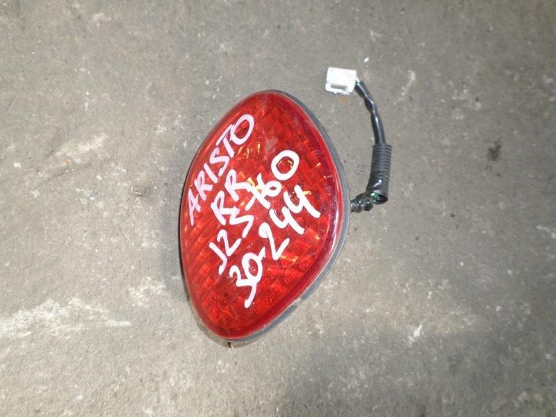 Фальшпанель Toyota Aristo JZS160 задний правый (б/у)