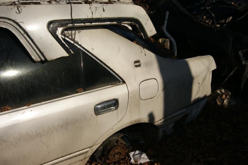 Крыло Toyota Crown JZS171 1JZ-FSE заднее левое (б/у)
