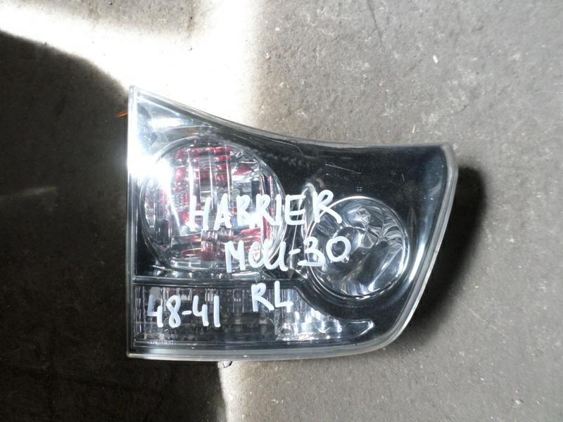 Фальшпанель Toyota Harrier MCU30 задний левый (б/у)