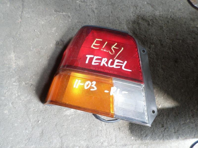 Стоп-сигнал Toyota Tercel EL51 задний левый (б/у)