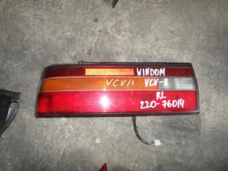 Стоп-сигнал Toyota Windom VCV11 задний левый (б/у)