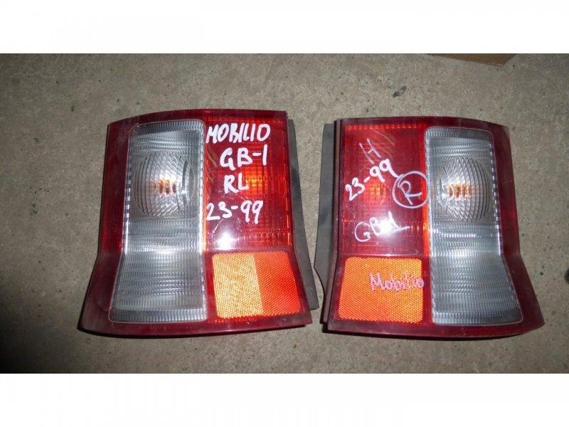 Стоп-сигнал Honda Mobilio GB1 задний правый (б/у)