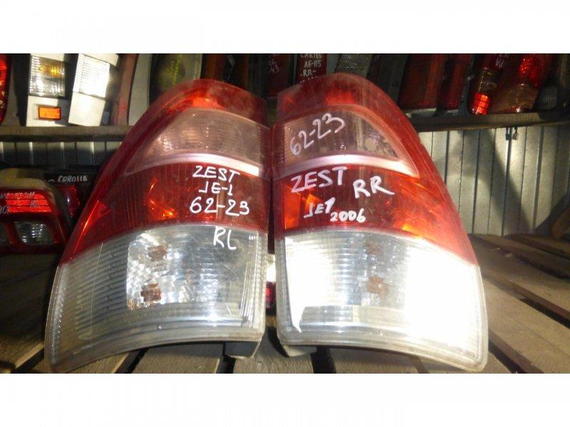 Стоп-сигнал Honda Zest JE1 задний левый (б/у)