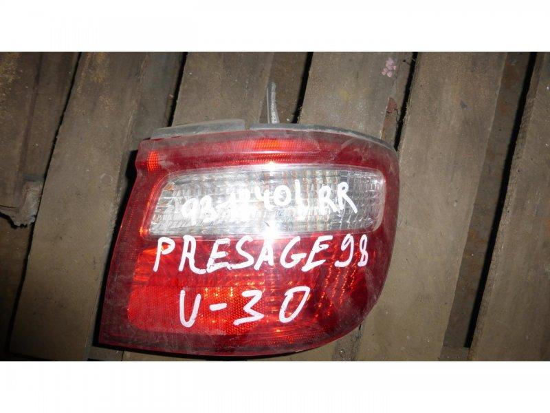 Стоп-сигнал Nissan Presage U30 задний правый (б/у)