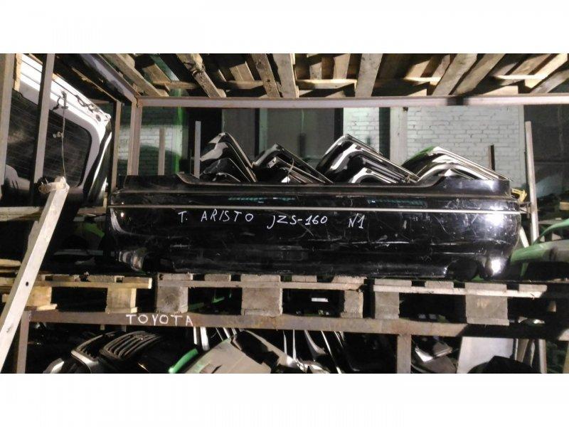 Бампер Toyota Aristo JZS160 2JZGE задний (б/у)