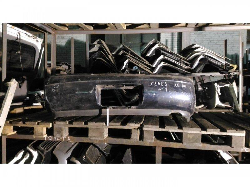Бампер Toyota Ceres AE101 4AFE задний (б/у)