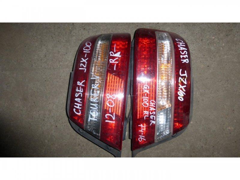 Стоп-сигнал Toyota Chaser JZX100 задний левый (б/у)
