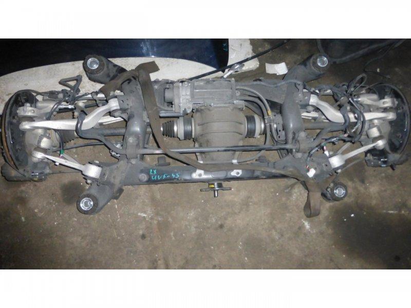 Редуктор Lexus Ls600H UVF45 2UR-FSE задний (б/у)