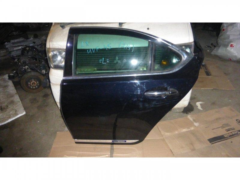 Дверь Lexus Ls600H UVF45 задняя левая (б/у)