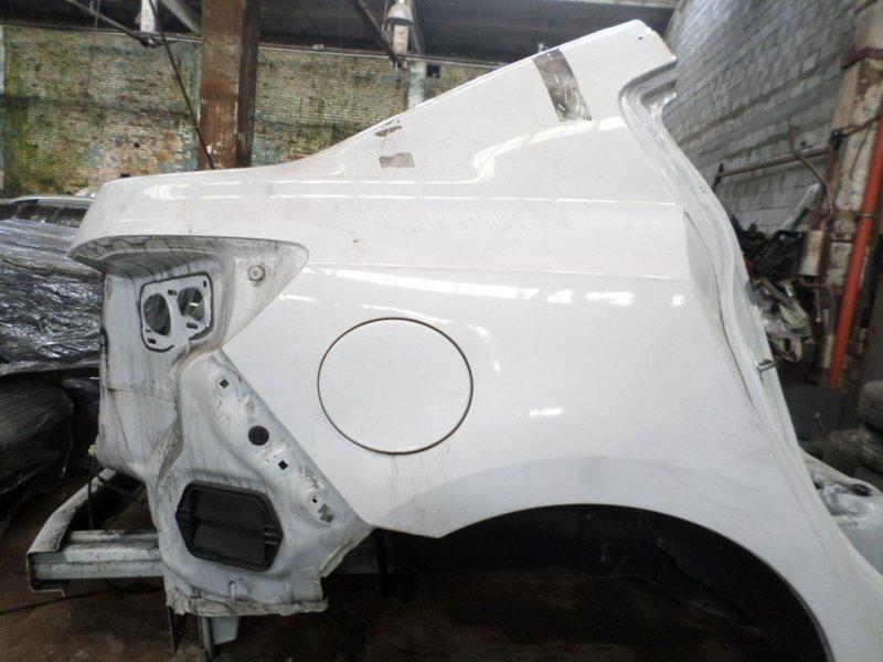 Крыло Mazda Axela BL5FP ZY 2013 заднее правое (б/у)