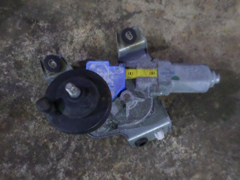 Мотор дворников Subaru Legacy B4 BM9 EJ253 2010 задний (б/у)