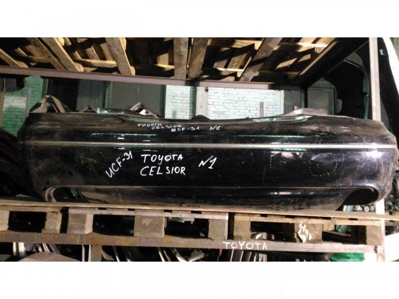 Бампер Toyota Celsior USF31 задний (б/у)