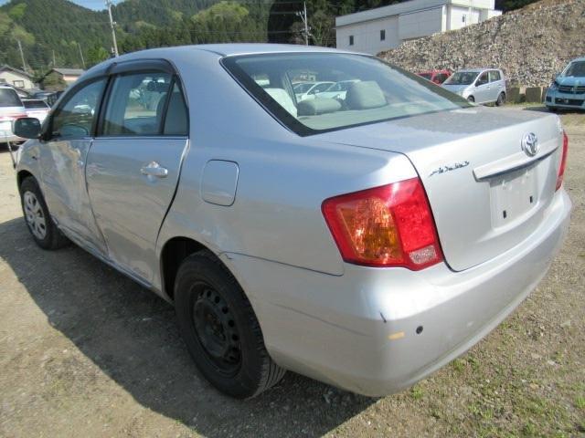 Крыло Toyota Corolla  Axio NZE144 1NZ заднее левое (б/у)