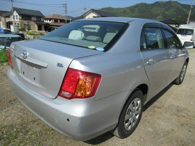 Дверь Toyota Corolla  Axio NZE144 1NZ задняя правая (б/у)