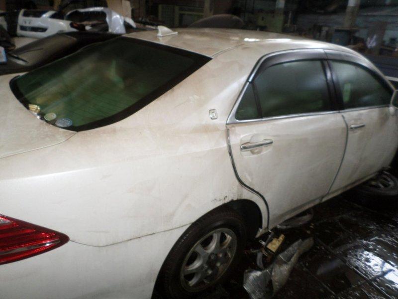 Дверь Toyota Crown GRS200 4GRFSE 2012 задняя правая (б/у)