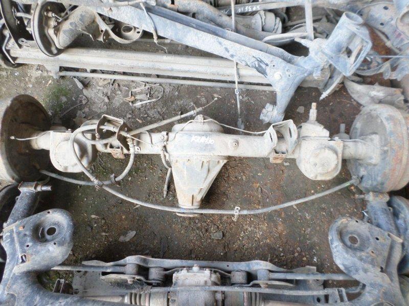 Мост Toyota Hilux Surf KZN130 задний (б/у)