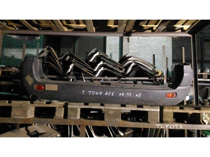 Бампер Toyota Lite Ace KR40 задний (б/у)